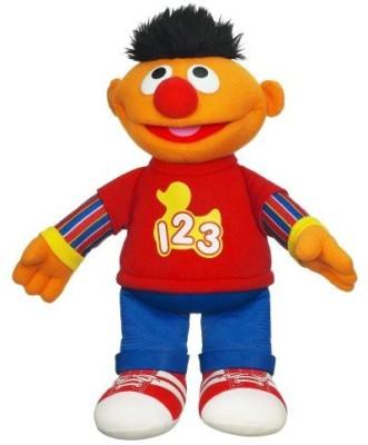 Sesame Street Playskool Rockin, Numbers Ernie