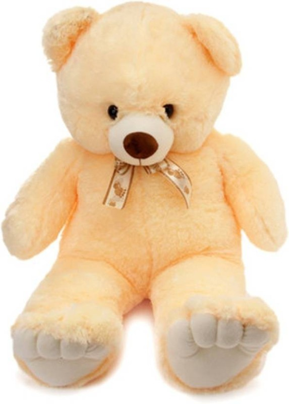 AVS 3 Feet Soft Teddy Bear (Cream Color) - 36...
