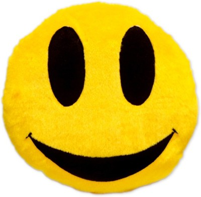 Heritage Dezire Smiley Decorative Cushion