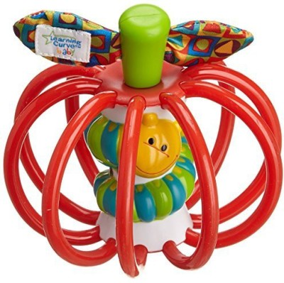 The First Years Grab Apple Assortment Toy  - 25 inch(Multicolor)