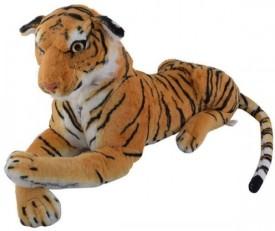 JRP Mart Stuffed Soft Plush Toy Kids Birthday Cute Tiger 30 - 30 cm(Brown)