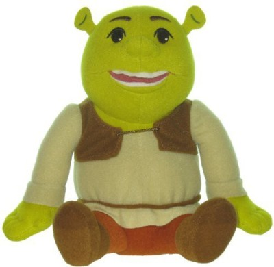 Playmates Shrek Forever After Shrek Plush