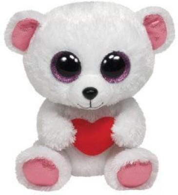 Ty Beanies Boos Sweetly - Polar Bear  - 20 inch