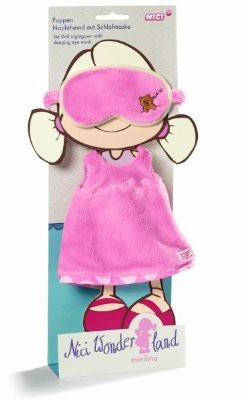 Neat-Oh Nici Wonderland Nightgown With Sleeping Eye Mask For Doll