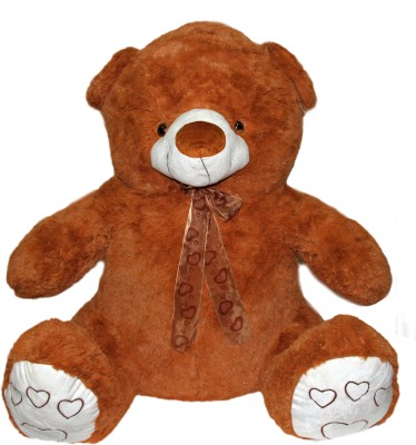 Soft Buddies Chocolaty Bear  - 32 inch