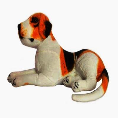 Citizen Mart Cute Sitting Dog  - 42 cm
