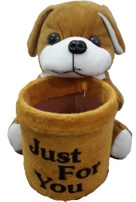 Ekku Smiley Dog Pen Stand  - 5 inch