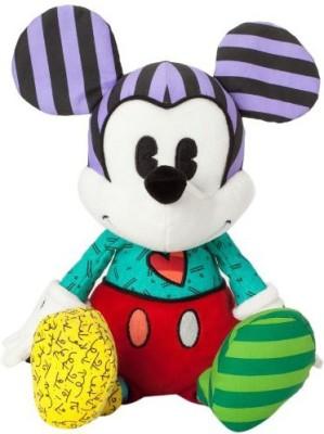 Romero Britto Disney Mickey Mouse Standard Plush