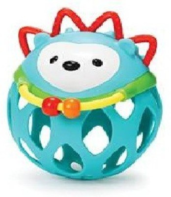 Skip Hop Explore and More Roll Around Toy Hedgehog  - 6.5 inch