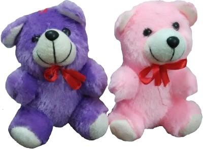 Ekku Combo of 2 Teddy Bears  - 6 inch