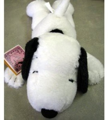 Hallmark Hallmark Snoopy PAJ3004 Small Laying Down Snoopy Plush  - 25 inch