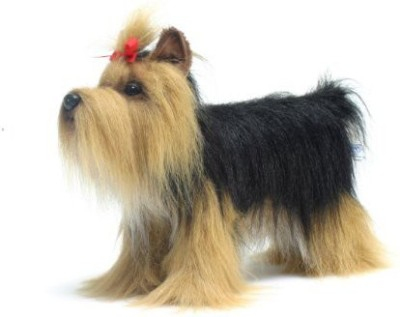 Hansa Yorkshire Terrier 14 Plush(Black)