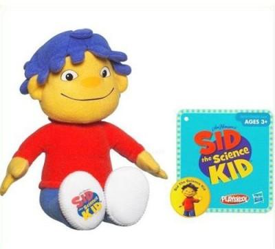 Hasbro Sid The Science Kid Mini Plush