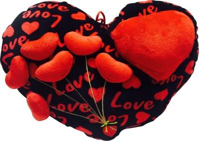 Priyankish Exclusive Heart Soft Toy Gift Set