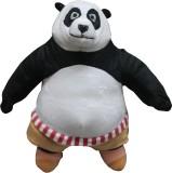 Tipi Tipi Tap Kung Fu Panda Soft Toy  - ...