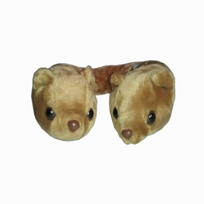 Play N Pets Neck Pillow Bear  - 12 cm