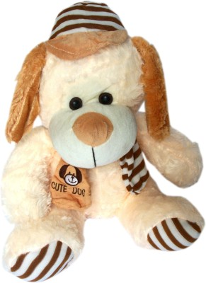 Vidya Ventures Cute Dog Teddy  - 45 cm