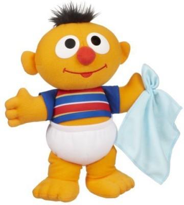 Hasbro Playskool Sesame Street Ba Sniffles Ernie