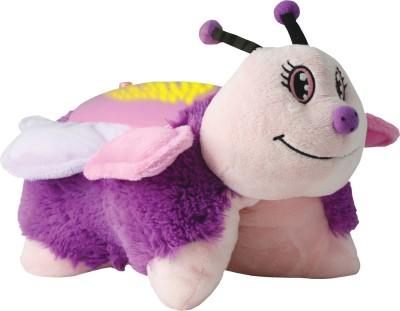 Pillow Pets Dreamlites Pink Butterfly  - 11 inch