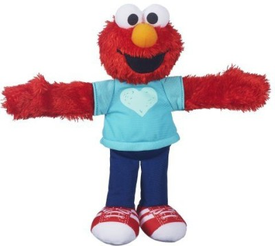 Sesame Street Playskool Elmo Hugs Forever Friends 9
