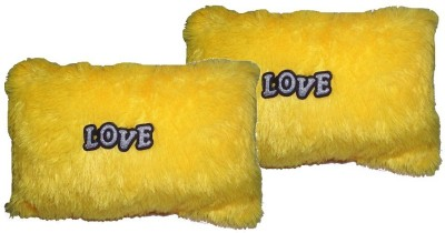De Hoy-Hoy Set of 2 Home / Car Soft Tickle Cotton Cushion Pillow Teddy Soft Toy  - 35 cm
