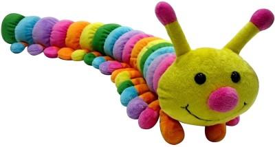 Soft Buddies Catterpillar XL  - 43 inch