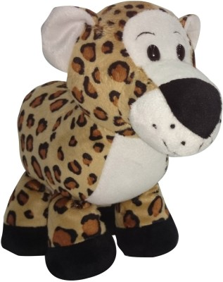 Soft Buddies Ding Dong Leopard  - 9 inch
