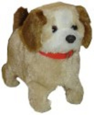 Toy Slam Battery Operated Jumping Dog Run Jump  - 6.5 inch