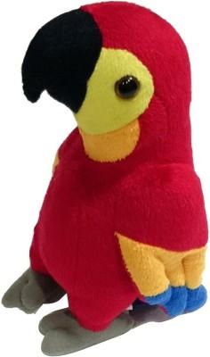 Soft Buddies Macaw  - 9 inch