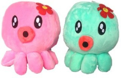 Chinmayi Adorable Combo Small Jellyfish Soft Toy High Quality  - 20 cm