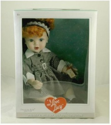 I Love Lucy Vita Ba Doll