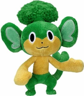 Pokemon Black & White Series 2 6 Inch Pansage Plush
