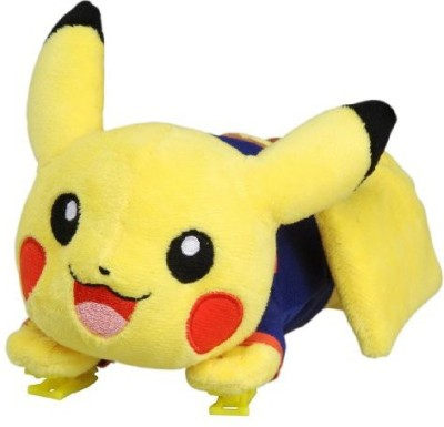 Tomy Pokemon Japan National Football Team With Pokemon Pikachu