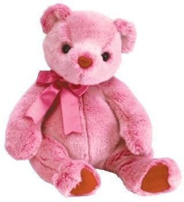 TY Beanie Babies 1 X Romance The Bear