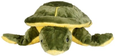 VRV Green Turtle Soft Toy  - 8 inch