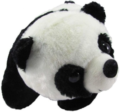 Micomy Stuffed Soft Plush Toy Kids Birthday Black Panda 26 cm  - 26 cm