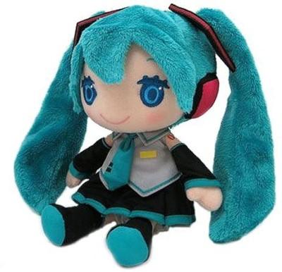 SEKIGUCHI Corporation. Hatsune Miku Plush Doll (Japan Import)