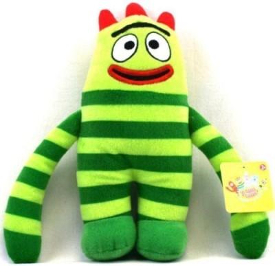 Yo Gabba Gabba Brobee Plush Doll Preschool