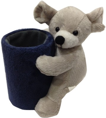 Soft Buddies Animal Pen Stand Mouse  - 6.4 inch