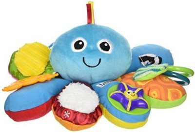 Lamaze Octivity Time, Blue  - 24 inch
