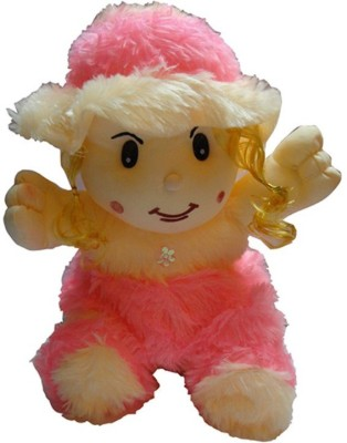 SAFE FUTURE Pink Girl's Toy (Long)  - 45 cm