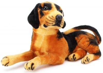 Nb Phoenix Cute Sitting Dog Stuffed Soft Plush Toy 40cm  - 40