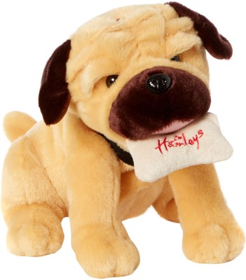 Hamleys Musical Soft Toy - Dog  - 8 inch