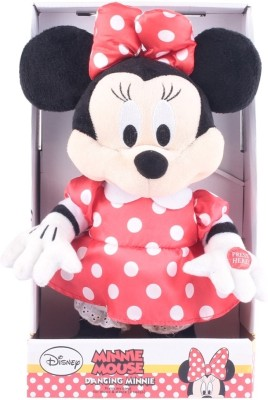 Disney Disney Dancing Minnie Plush Toy 12 inch  - 21 inch
