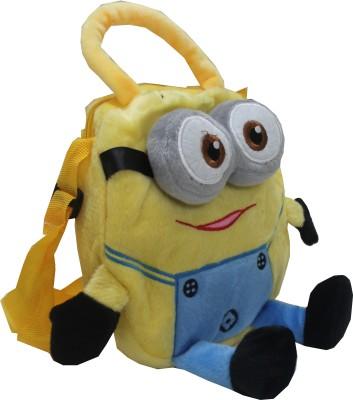 Tipi Tipi Tap Minion Soft Toy Side Bag For Kids  - 30 cm