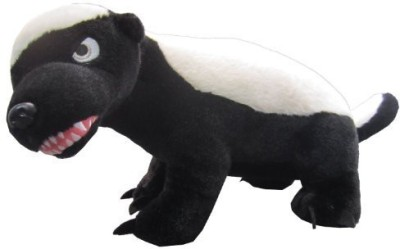 Honeybadger Large Talking Plush, PG Rated  - 20 inch