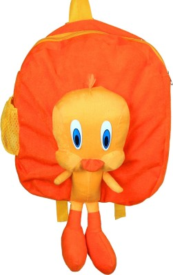 Blue Tree Blue Tree Orange School Bag  - 14 inch