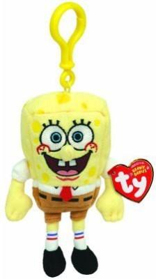 SpongeBob SquarePants Ty Clip