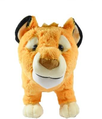 piku creations Sweet Lion Cub  - 45 cm