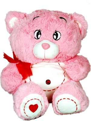 Montez Pink Teddy Bear Soft Toy  - 42 cm